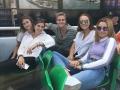 Emma Stern, Caroline Colbert, Fritz Spofford, Sophie Lesjak et Kiki  Vetoulis-Avecedo