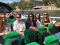 Clara Schaeffer, Madison Brown, Emma Ratzman, Phoebe Lippe et Sarah Rossi