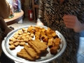 Dégustation de pain d'épice