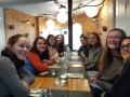 Carol Dalgarno, Sabrina Surgil, Zoe Zahariadis, Phoebe Lippe, Caroline Finkelstein, Sophie Lesjak, Clara Schaeffer et Lorène Piquet