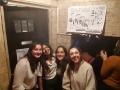 Paulina Veliky, Esha Gokhool, Alexa Elias et Catherine Bither