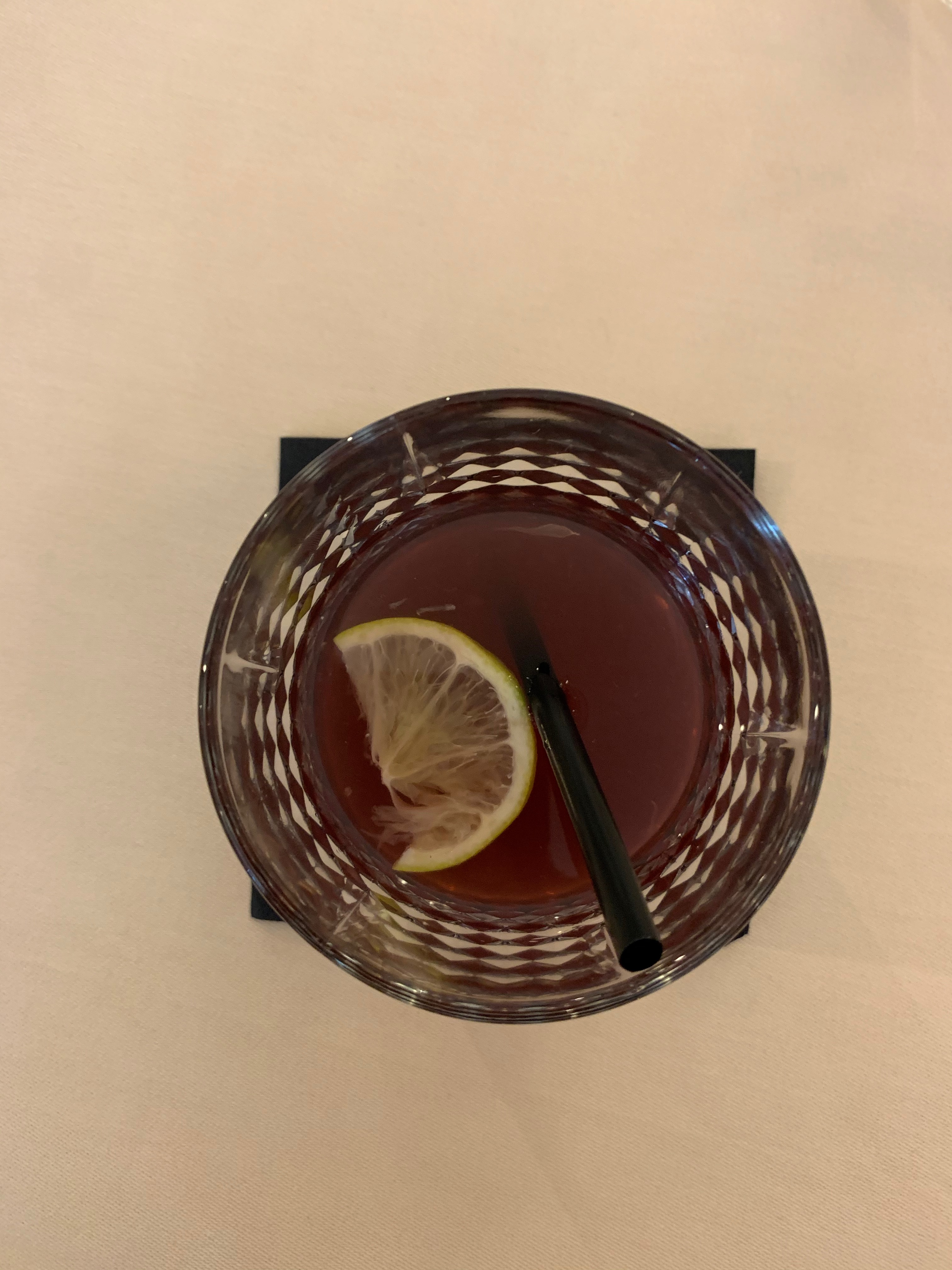 Dégustation de cocktail