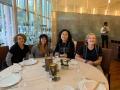 Lisa Fleury, Lorène Piquet, Tinatin Omoeva et Susanna Monroe