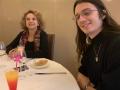 Lisa Fleury et Nicholas Christenson