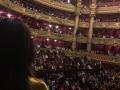 Vue du balcon - Palais Garnier