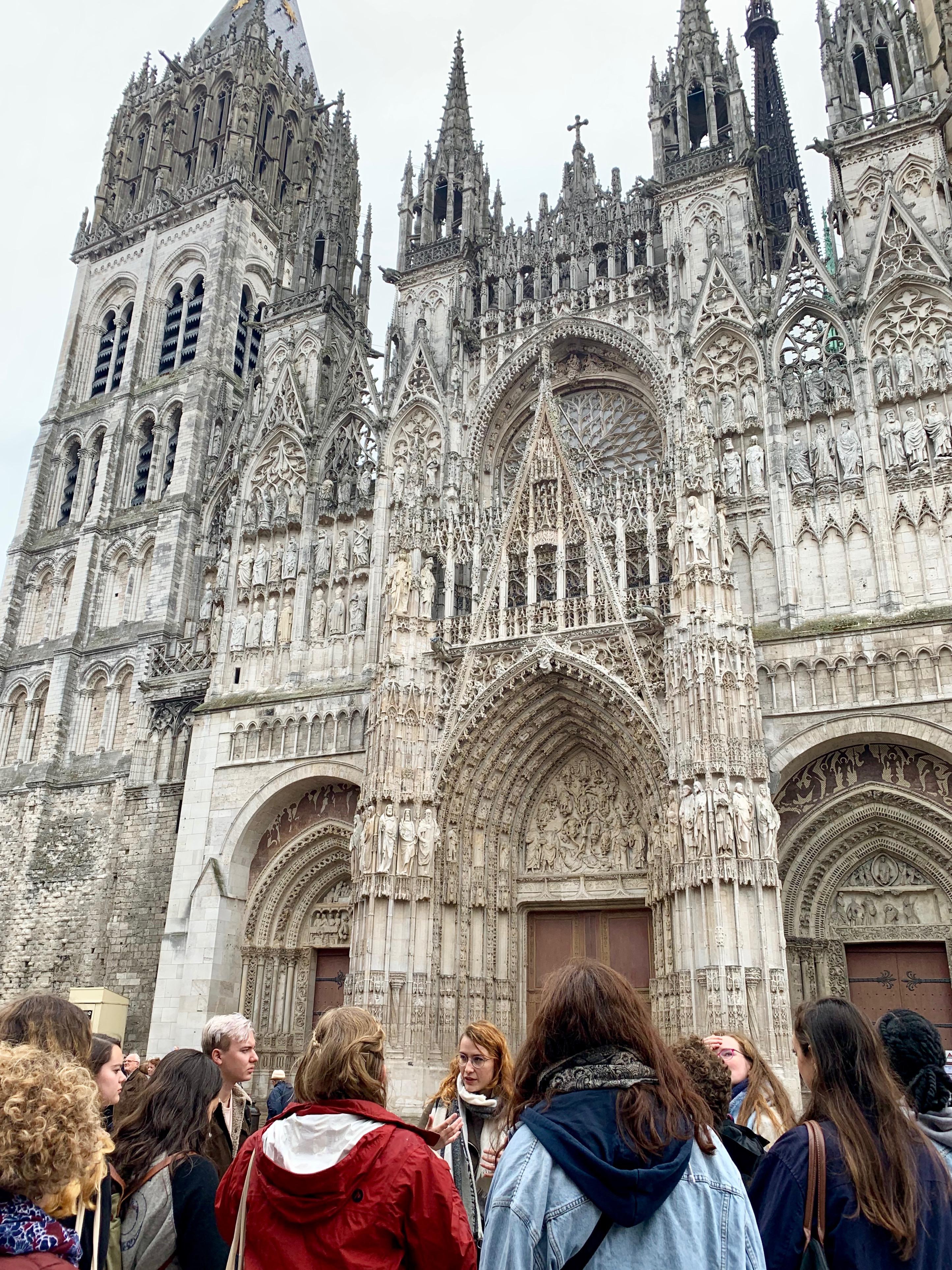 Visite guidée de Rouen