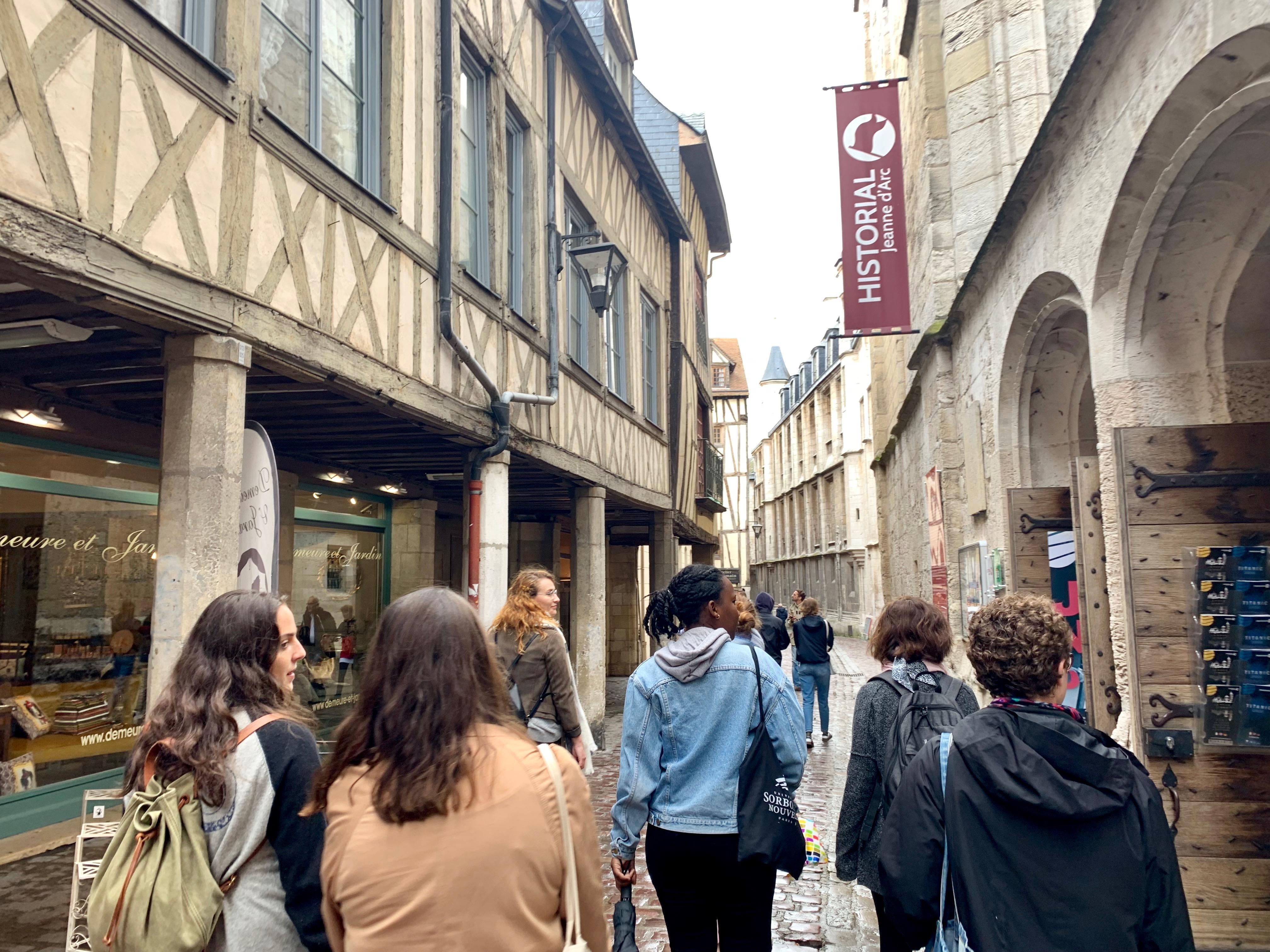 Promo Fall 2019 à la découverte de Rouen !