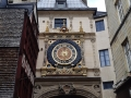 L'horloge de Rouen