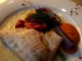Déjeuner à La Couronne