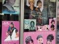 Salon de coiffure africain