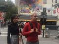 Kathy Ni et Joshua Lacoste