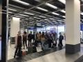 Arrivée des étudiant·es à Bordeaux