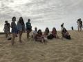Pique-nique sur la dune du Pilat